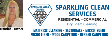 Sparkling Clean Carpet Cleaning